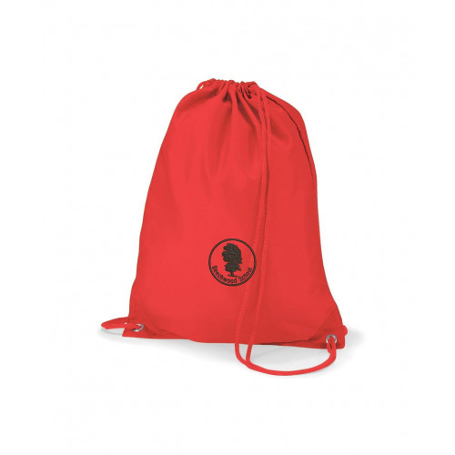 Beechwood Primary PE Bag Red