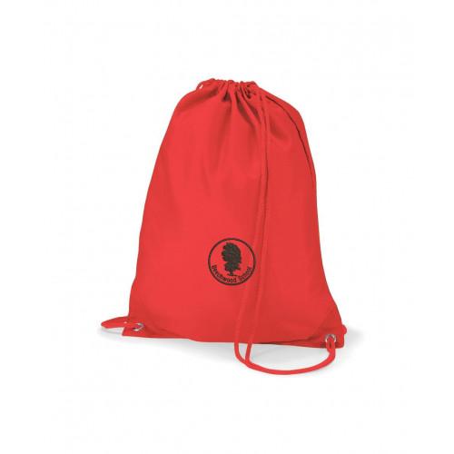 Beechwood Primary PE Bag Red