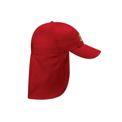 Bradshaw Primary Red Legionnaire Cap