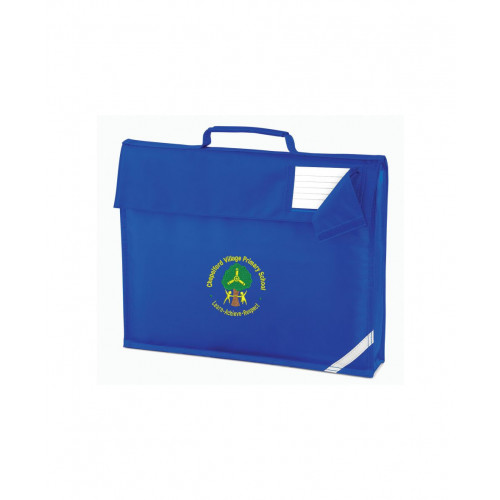 Chapelford Village School Book Bag Royal