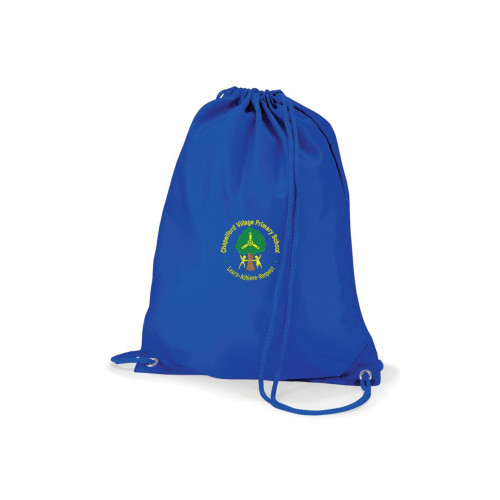 Chapelford Village School PE Bag Royal