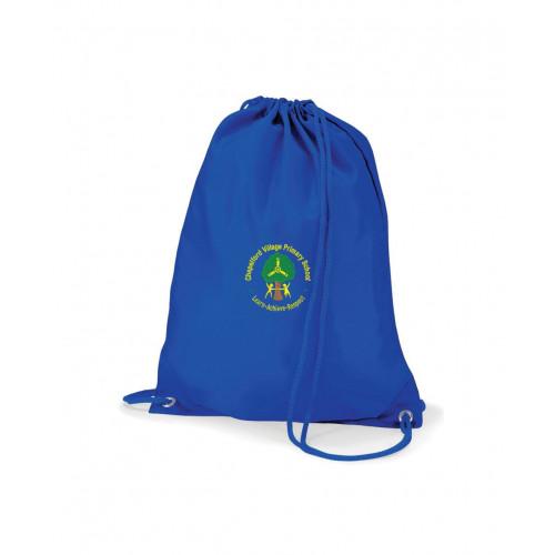 Chapelford Village School PE Bag Royal