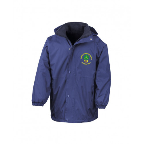 Chapelford Village School Waterproof Coat