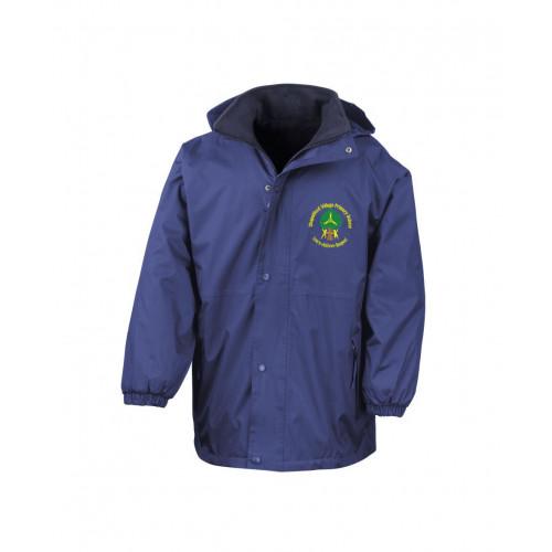 Chapelford Village School Waterproof Coat