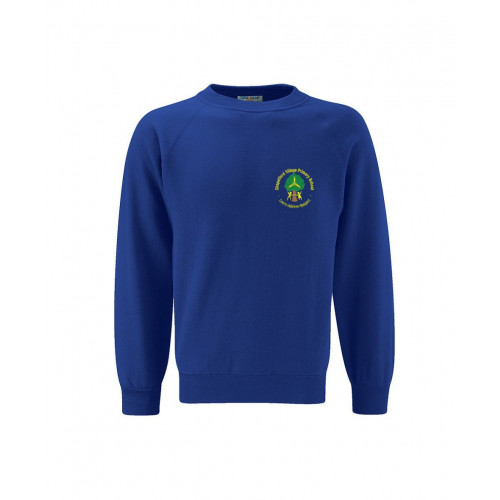 Chapelford Village School Round Neck Sweatshirt