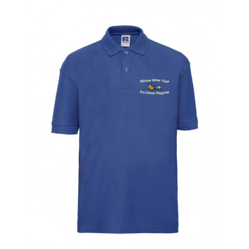 Hill View Playgroup Polo Shirt