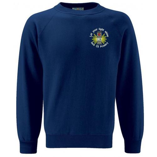 Ince CE Primary School Round Neck Sweatshirt