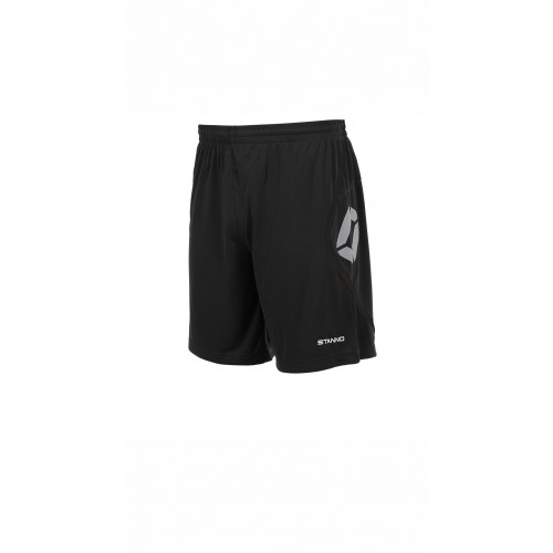 Leigh United FC Playing Shorts - Black