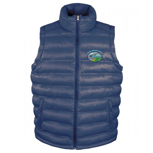 Moore Primary Staff Padded Gilet - Mens