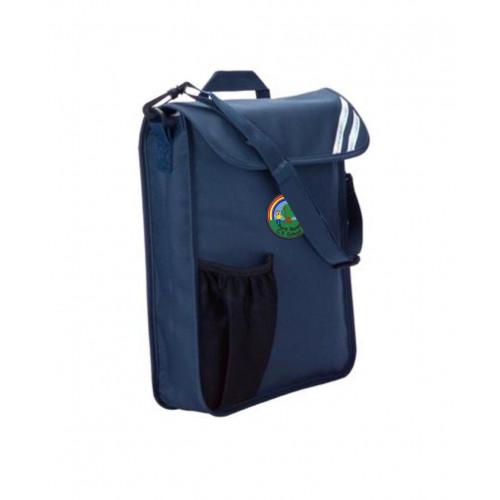 Park Road School Book Bag - Portrait Style - Royal