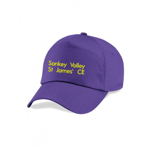 Sankey Valley St James Cap Purple