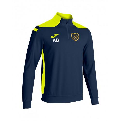 St Philips Salford 1/4 Zip PE Sweatshirt