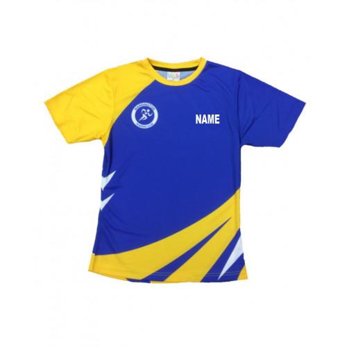 Warrington Running Club Sublimated T-Shirt - Ladies