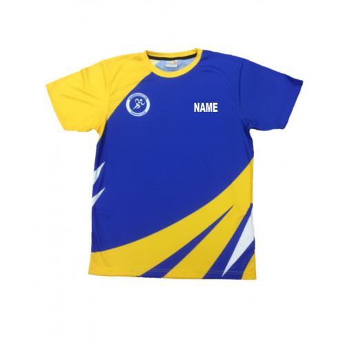 Warrington Running Club Sublimated T-Shirt - Unisex