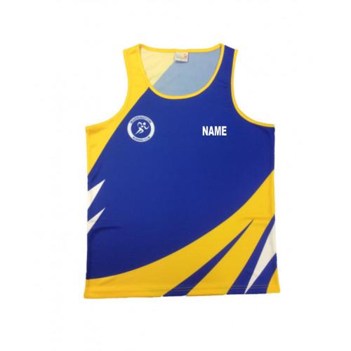 Warrington Running Club Sublimated Vest - Unisex