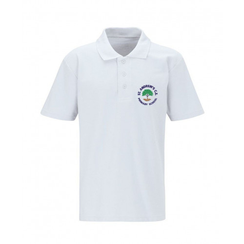 St Andrews Boothstown School Polo Shirt